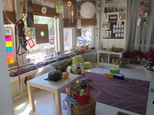 The Canary Infant Classroom